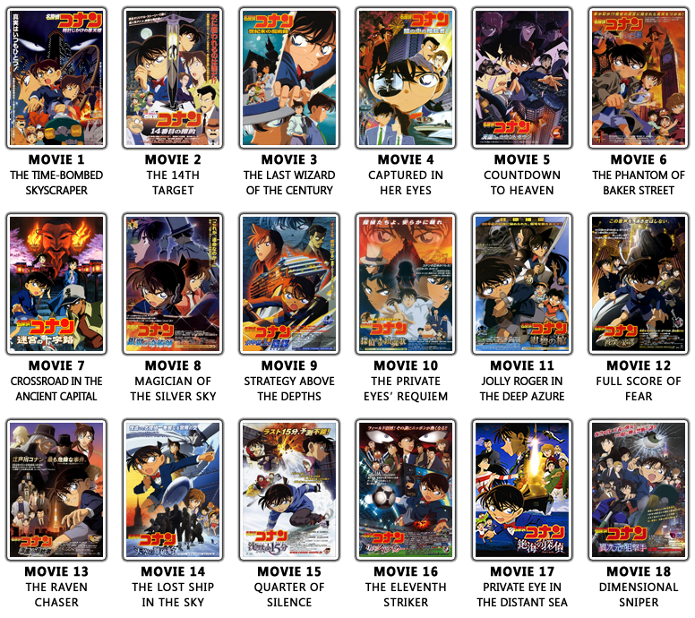 detective conan translation project