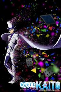 Magic Kaito 1412 Series Poster